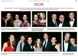 Globe Gala Coverage